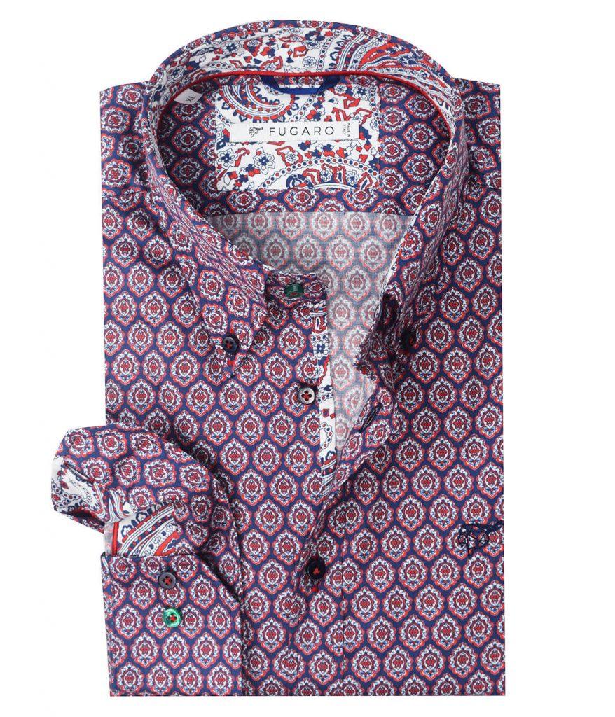 Seal printed shirt